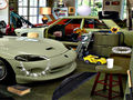 Hidden Objects Garage