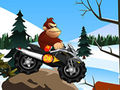 Donkey Kong Ice Adventure  New Bike Racing Game For Your Site