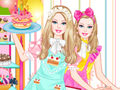 Barbie Pastry Chef