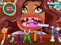 Clawdeen Wolf Bad Teeth