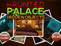 Haunted Palace Hidden objects