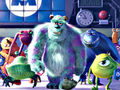 Hidden Objects Monsters Inc