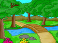 Nature Scenery Coloring
