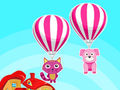 Pets Air Balloon Ride